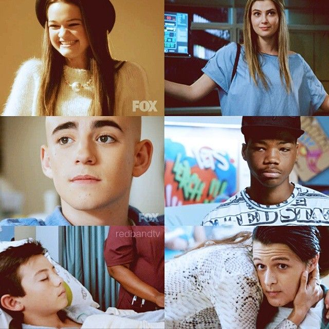 "#RedBandSociety 1x3 ""Liar, Liar, Pants On Fire"""