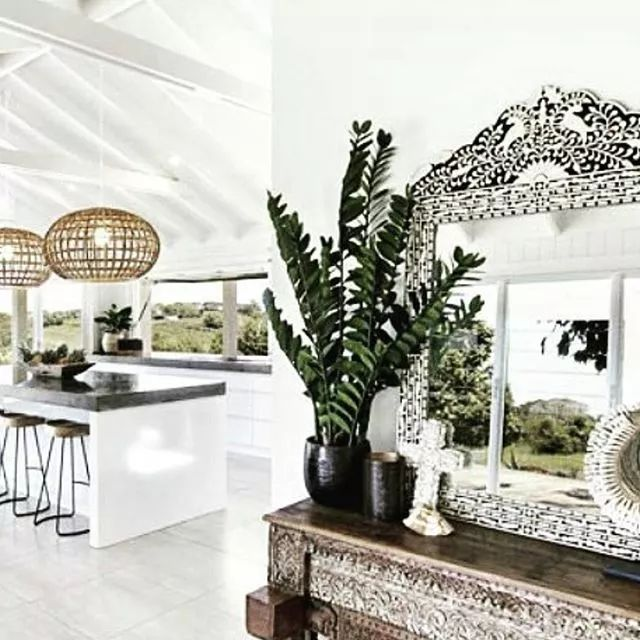 the grove byron bay - entrance - kitchen