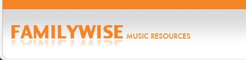 familywise music resources, from Reggie Joiner/Think Orange