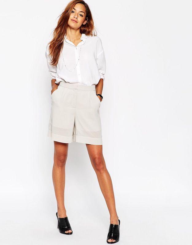 ASOS maxi shorts for travel clothing.