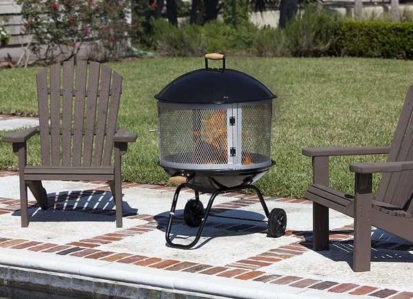 No Money To Burn 13 Fire Pits You Can Afford Patio Fireplace Wood Burning Fire Pit Outdoor Fire Pit