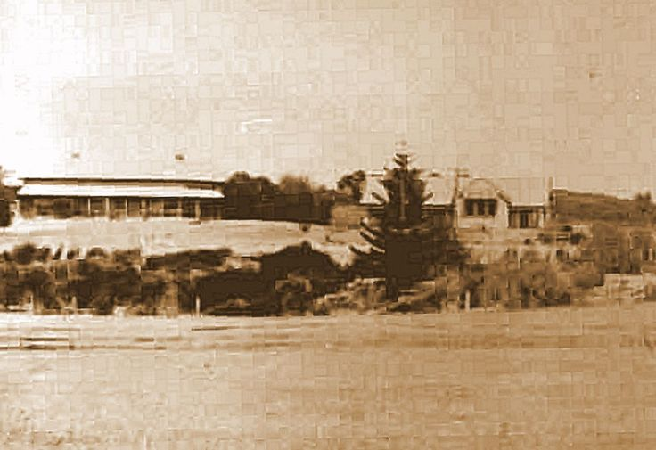 Dongara Police Station and Post Office, c.1912.