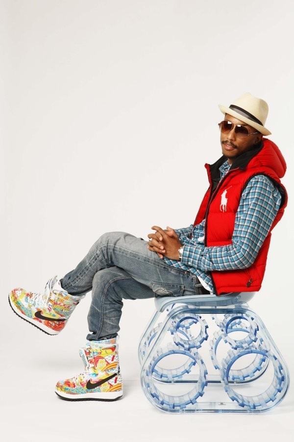 Dazed Digital | Pharrell Williams' Tank Furniture