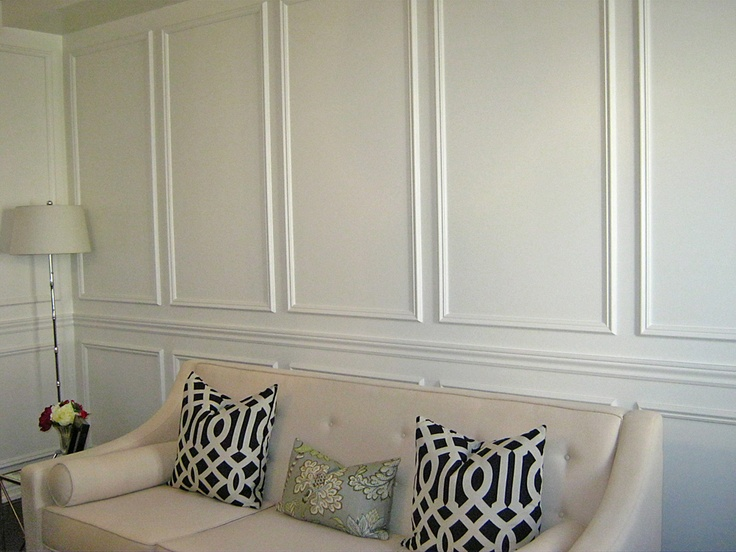 Full Wall Wainscoting House Dining Room Pinterest