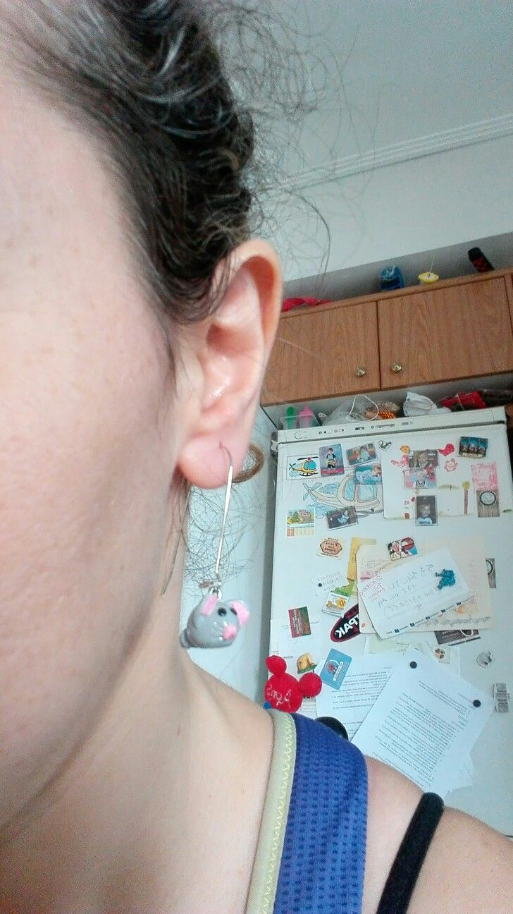 Earing mousse