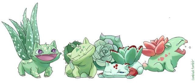 Pin By Liz B On Art Pinterest Pokémon Bulbasaur And Pokemon