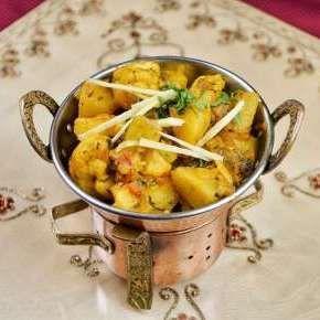 Delhi Darbar Indiai Étterem - Házhozszállítás   LeFood