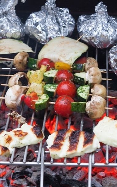 Entertaining: Introduction to Vegetarian Barbecues