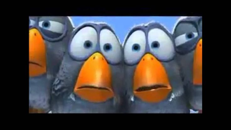 Pixar For the Birds 1080p HD
