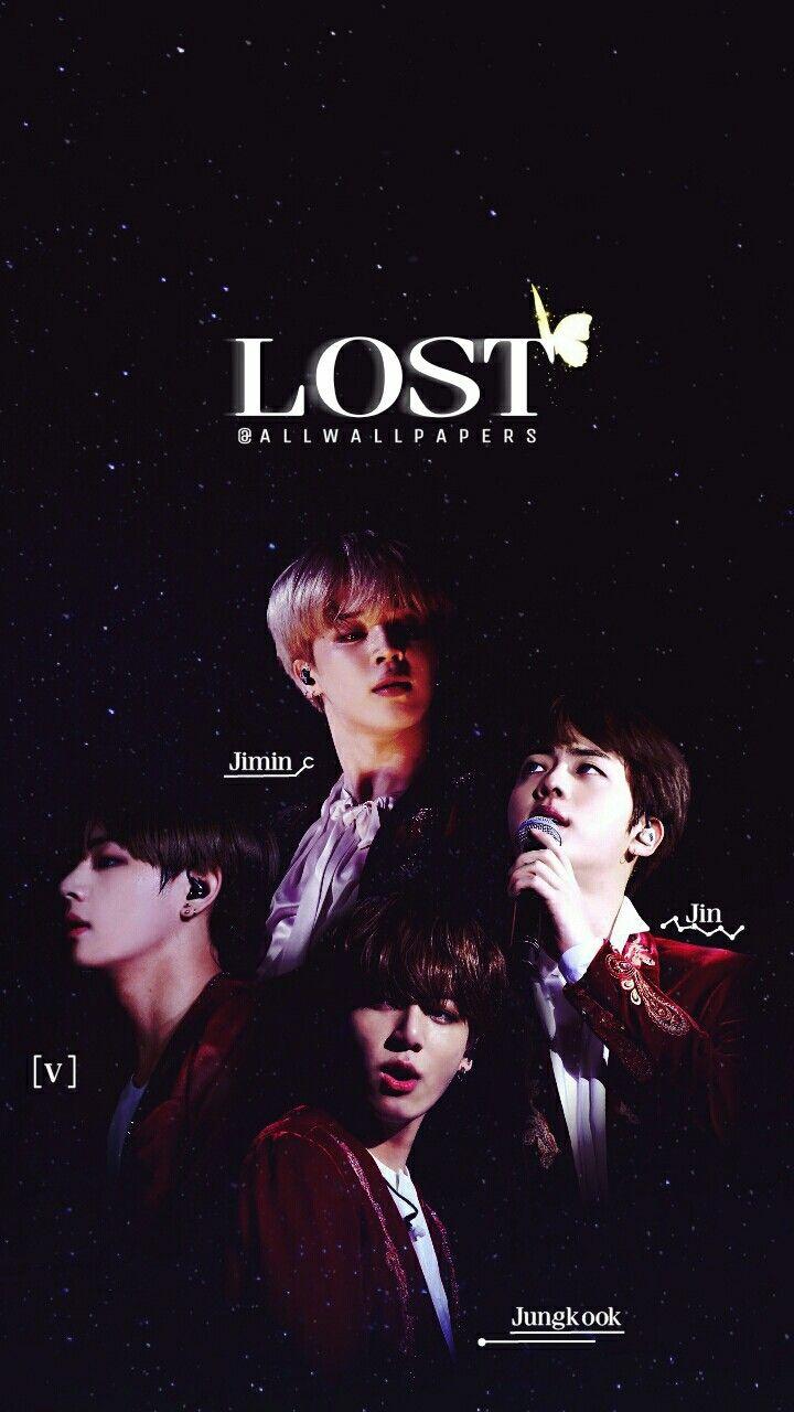 Bts Lost Vocal Line Wallpaper Lockscreen Bts Tela De