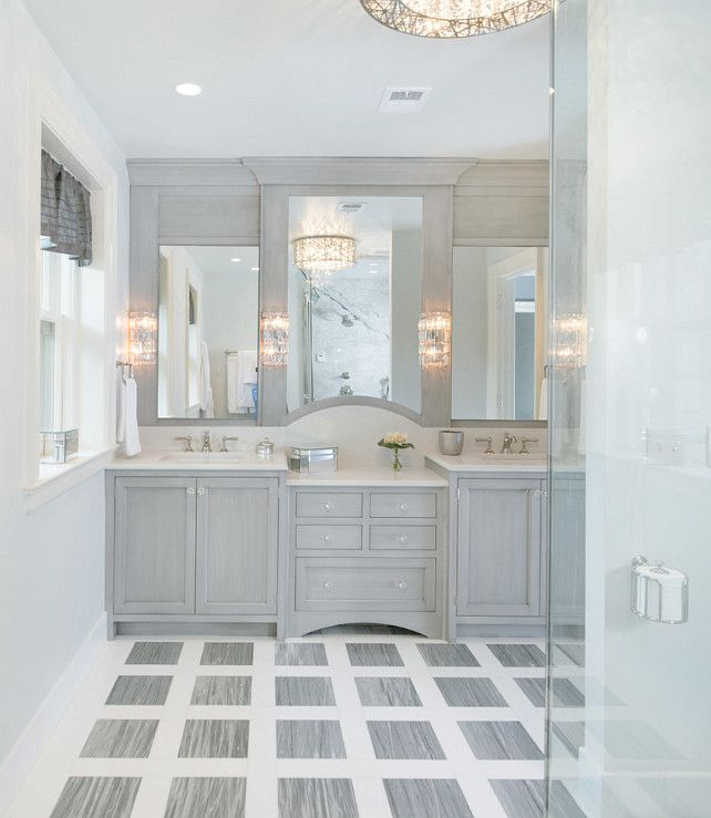 The Art Gallery  light grey bathroom floor tiles ideas and pictures