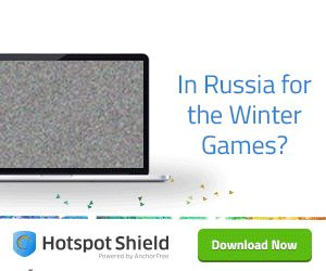 In Russia for the Olympics, unblock TV & streaming sites with Hotspot Shield! #OnlineStreaming #unblockTV #Netflix #Hulu #YouTube #BBC