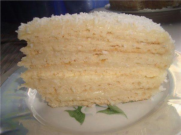 Торт Рафаэлло. Самый мягкий и очень вкусный