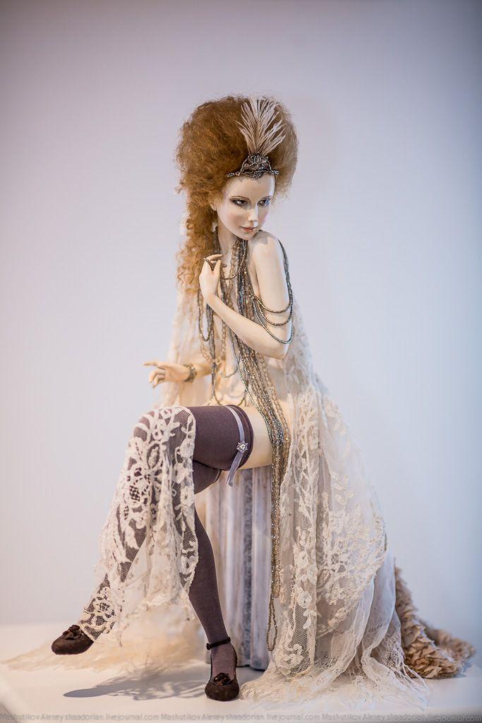 """Black Noize Cathedral - Выставка """"10 лет вокруг света"""" (Кукольная Коллекция Елены Громовой)"""