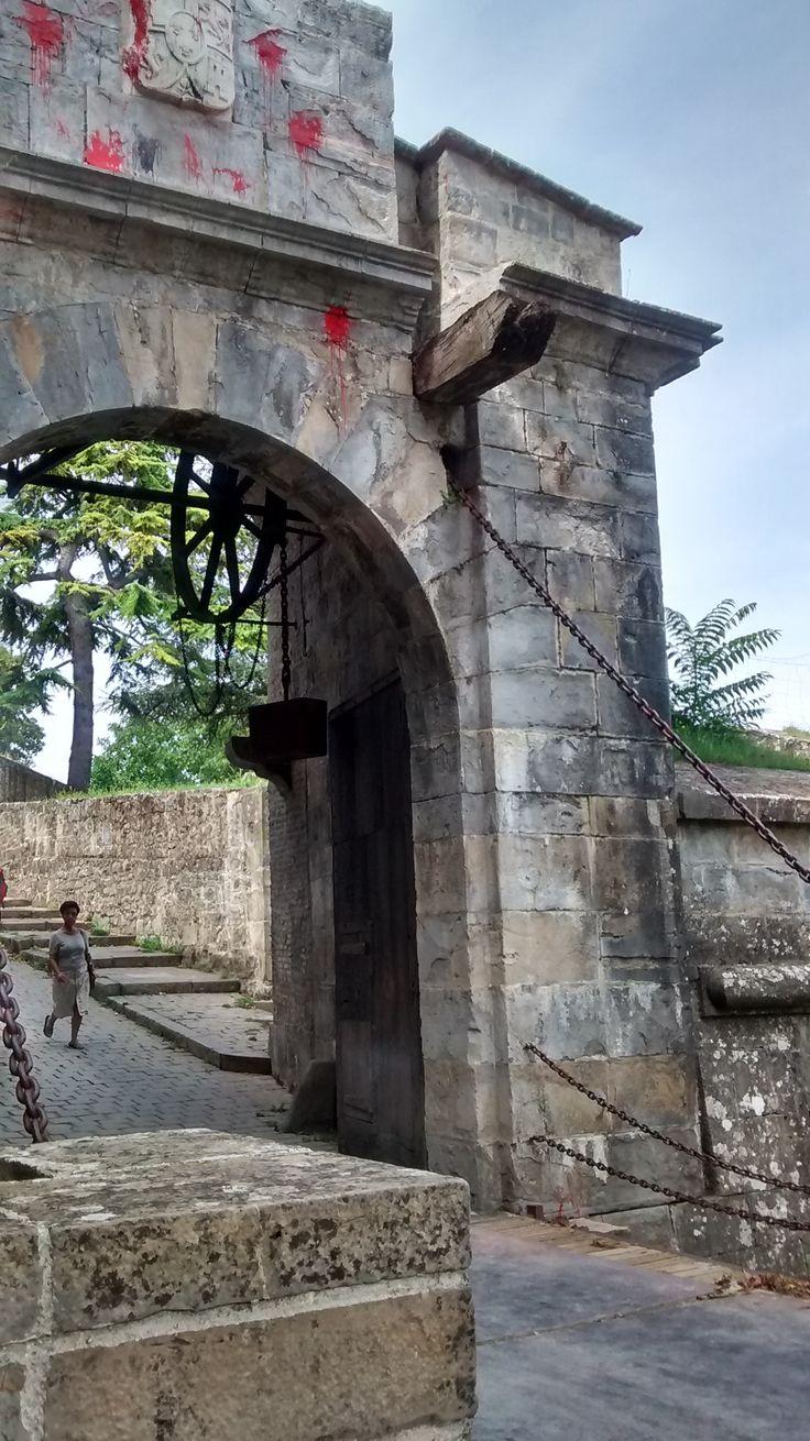 Pamplona / Iruña en Navarra #MiCamino