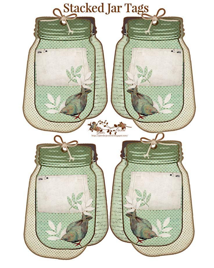 1186 best printables images on pinterest printable for Bookmark creator jar