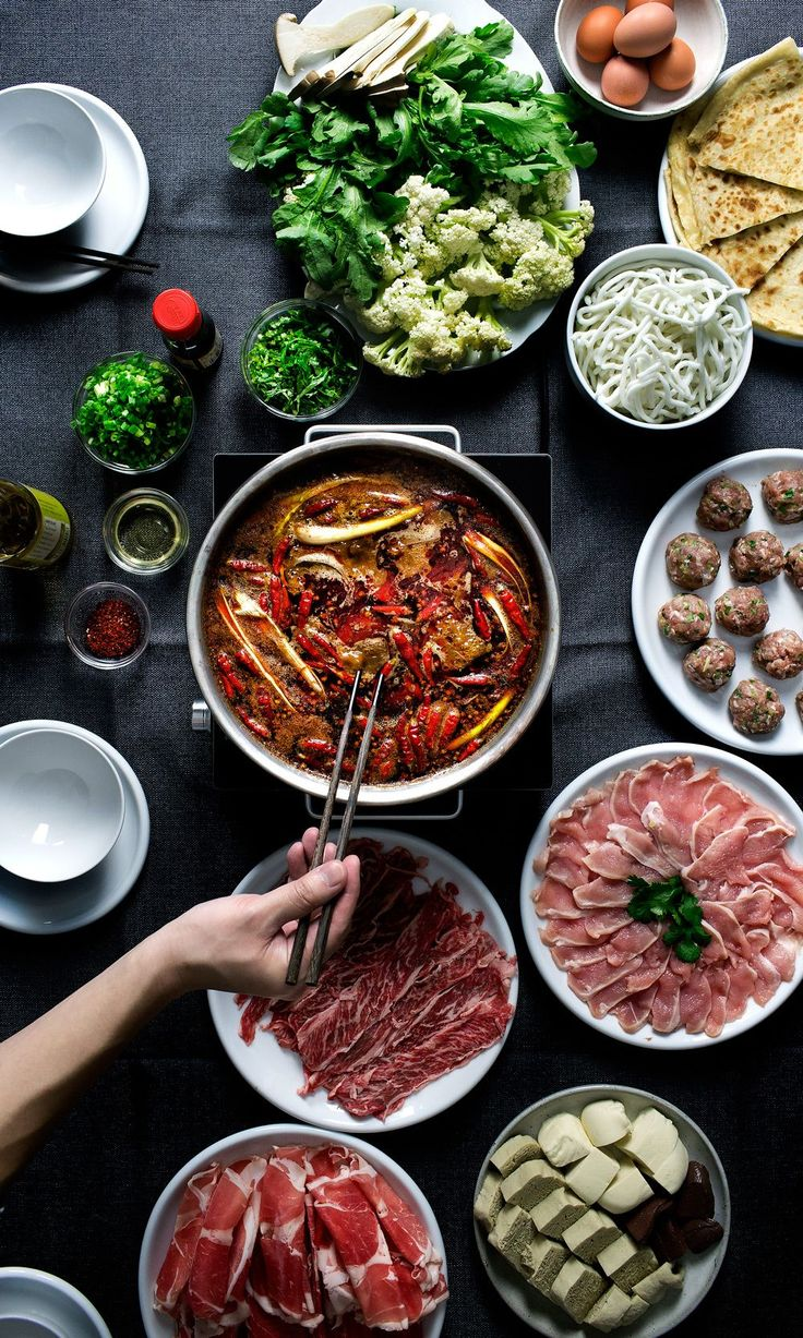 HOW TO MAKE SICHUAN MA-LA HOT POT. WE, THE POT-HEADS, NOW ALL DO THIS… THIS IS HOW, THROUGH NUMBING PAIN, THAT WE GIVE THANKS. Mouth-watering. Perfect for cold winter.
