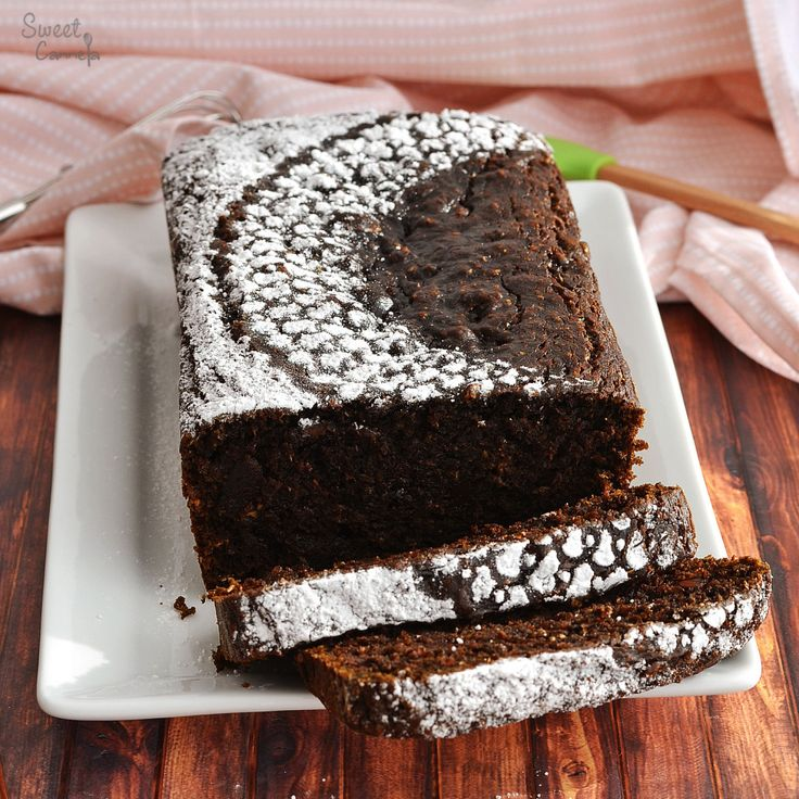 Black Sapote Bread – Pan de Zapote