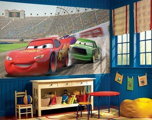 Как украсить стены в детской комнате (38 фото)