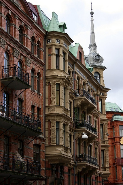 Gothenburg (Sweden) - Now that I have friends over there, I have a reason to visit :)