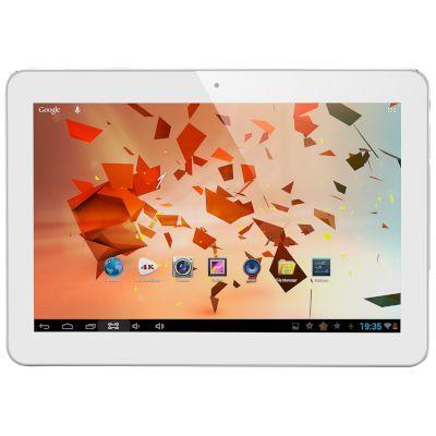"Turbo-X Tablet Hive IV 10.1'' Τετραπύρηνος επεξεργαστής 1.2GHz για ταχύτητα σε παιχνίδια & εφαρμογές, σύνδεση Wi-Fi και μεγάλη οθόνη 10.1"" IPS για πλούσια χρώματα."