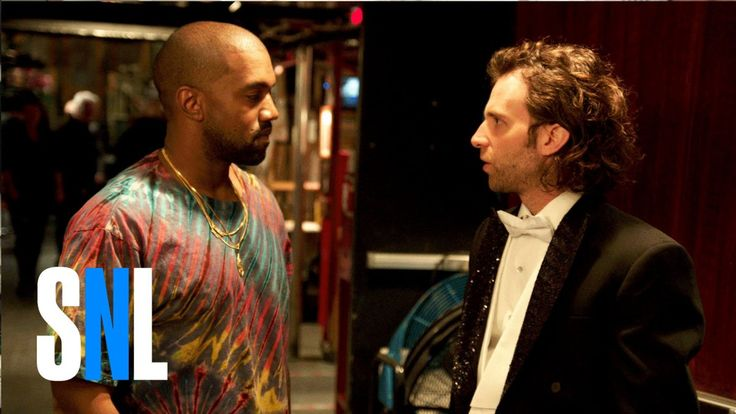 Saturday Night Live's Kyle Mooney Challenges Kanye West to an Epic Freestyle Rap Battle