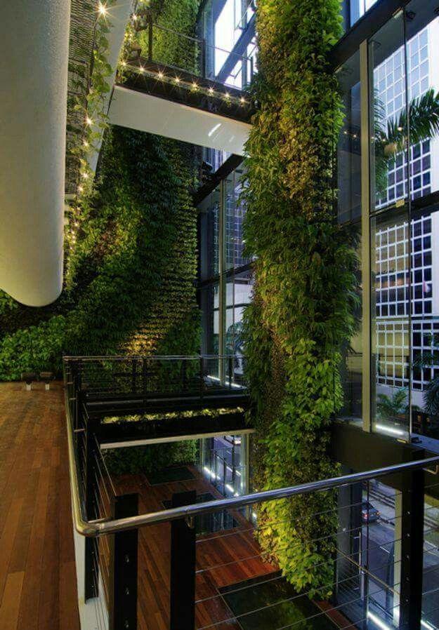 77 best x Office landscape images on Pinterest Landscaping - küchenwände neu gestalten