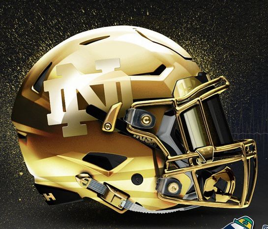 Fighting Irish concept