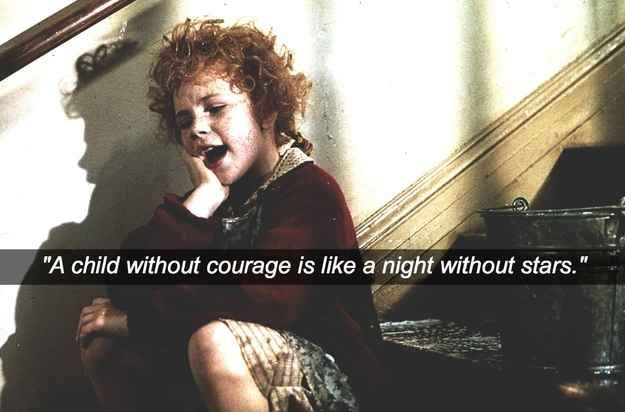 Wise Beyond Your Years Quotes: 1982 Annie Quotes. QuotesGram