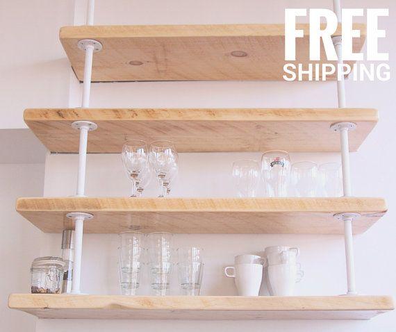 les 25 meilleures id es concernant tuyaux de plomberie sur pinterest meubles en tuyau. Black Bedroom Furniture Sets. Home Design Ideas