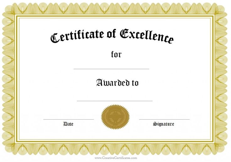 Microsoft Certificate Of Excellence There Are Many Things In - microsoft certificate of excellence