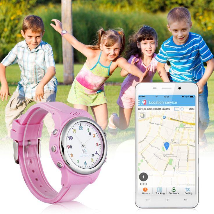 Top Uhr TW061 Kinder Smartwatch Auf Handgelenk Sicher GPS £ doppel Lage Kinder anti-verlorene mit Sos-ruf Sim-karte für Smartphones //Price: $US $79.34 & FREE Shipping //     #smartuhren