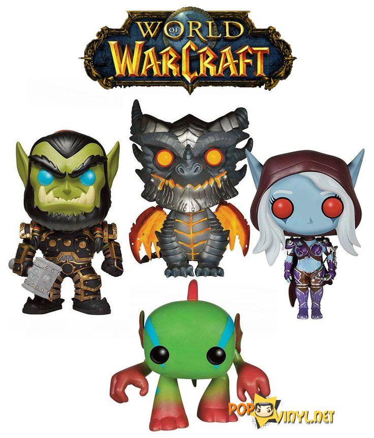 World of Warcraft POP Vinyls  - MURLOC!