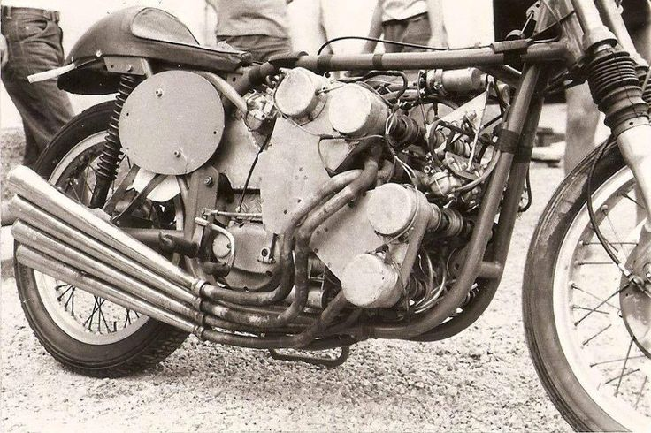 Tauno Olavi Nurmi from Finland independently constructed a V8 Premier racing motorcycle wich received global interest in its time. It was a 350cm3 V8-powered 4-stroke motorcycle engine...