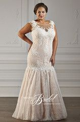 Awesome We Now Have A Plus Size Bridal Gowns At Anna Grace Formals! Introducing  Michelle Bridal By Sydneyu0027s Closet.