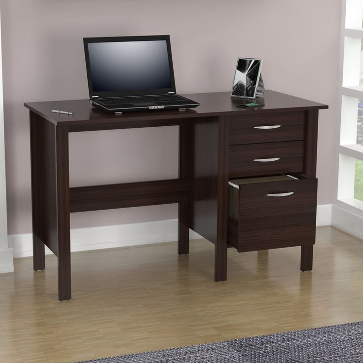 Found it at Wayfair - Writing Desk with 3 Drawers