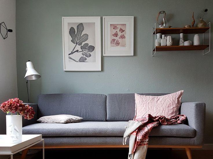 Interiorlieblinge in Pastell für erste Frühlingsgefühle | SoLebIch.de, Foto von Mitglied Wunderblumen #wishlist #pastell #colours #wohnzimmer #livingroom #frühling #spring #solebich #interior #interiordesign