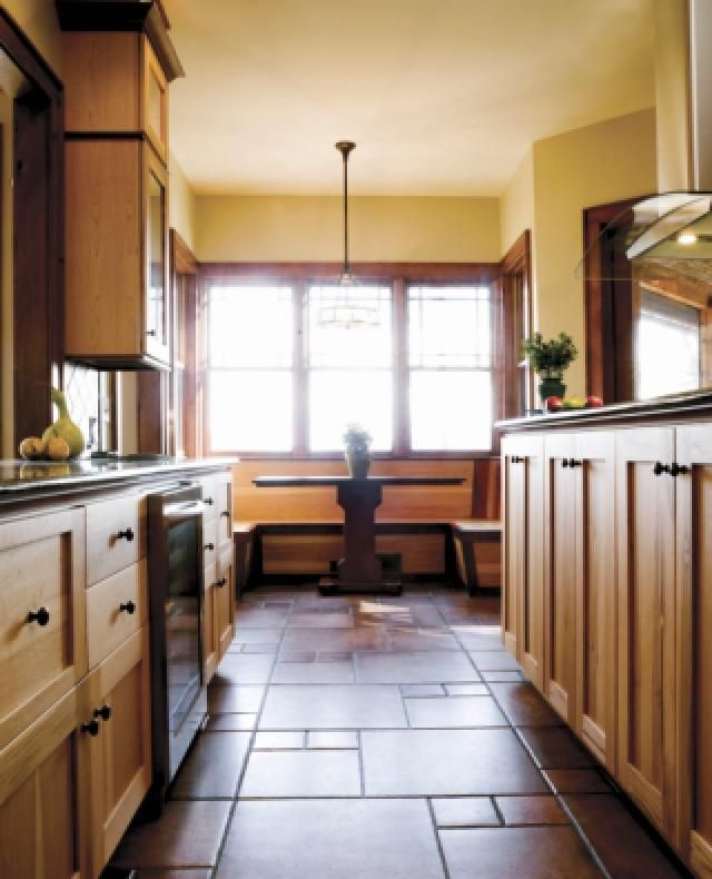 Galley Kitchens Are Beautiful. See How They Can Work For You.: 3 Corridor Kitchen Layout Ideas