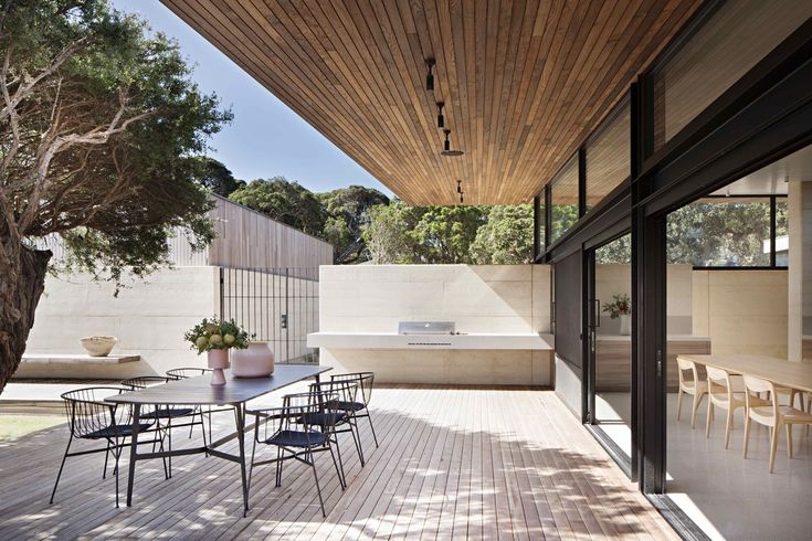 Photo 4 of 12 in A Layered Home in Coastal Australia That Merges With the Limestone Terrain - Dwell