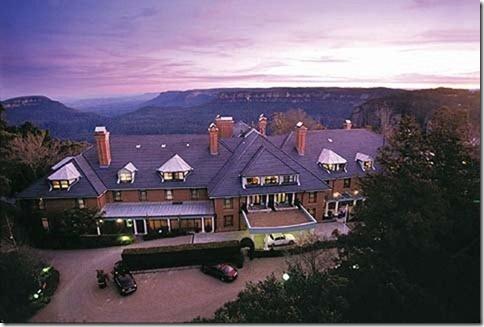 Lilianfels Blue Mountains Wedding Venue