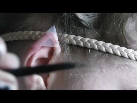 How to make: Elf ears (easy)