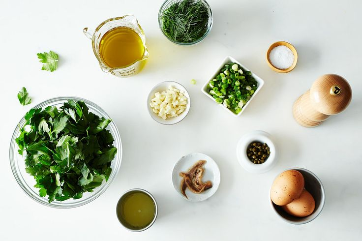 Silver Palate's Green Sauce - Genius Recipes for Spring