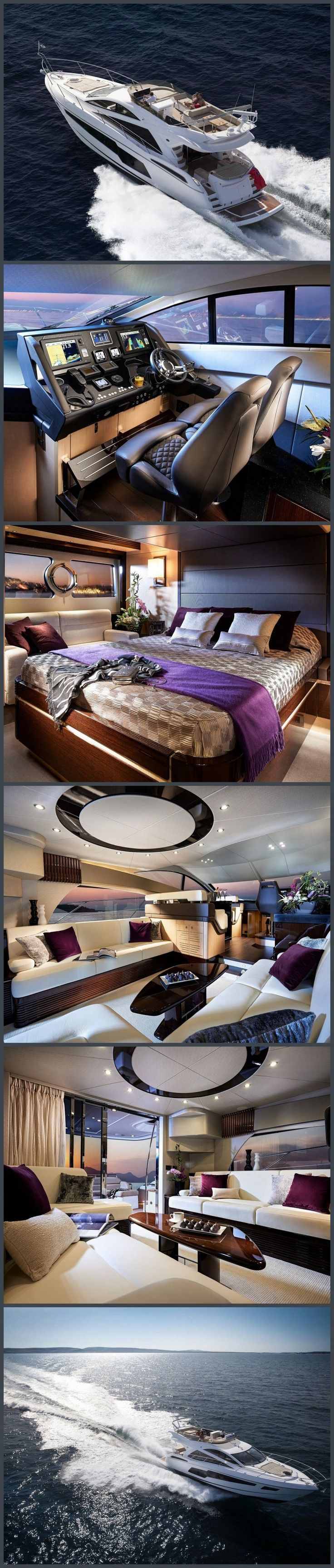Luxury yacht interior http://www.womenswatchhouse.com/