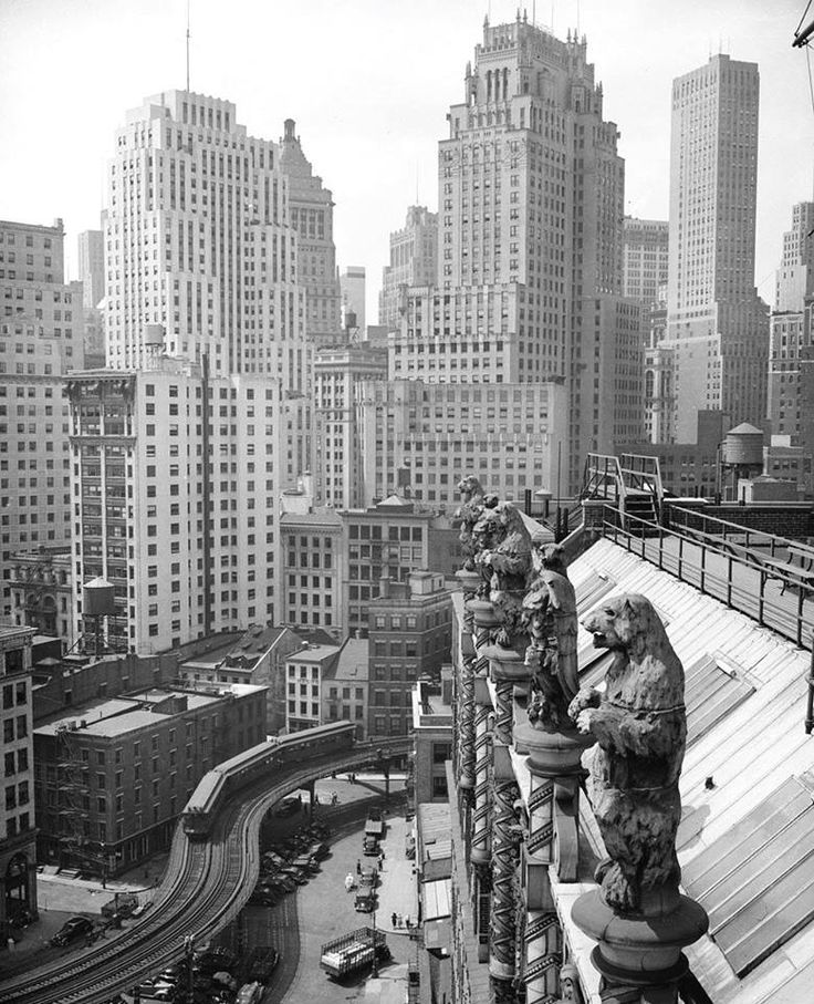 New York en noir & blanc : 20 photos historiques de la Big Apple !
