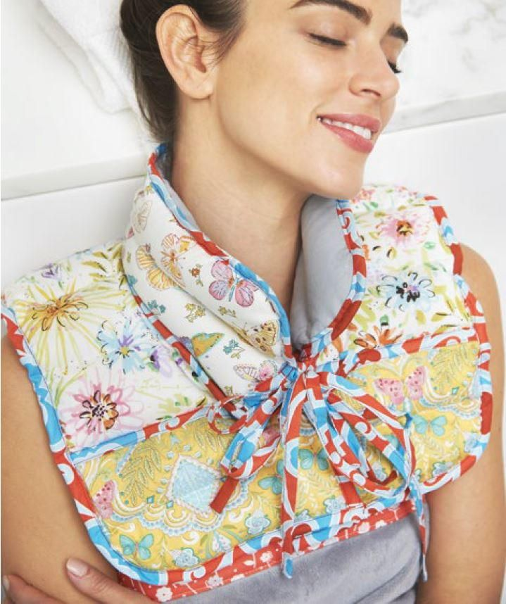 Spa Day Comfort Pack | This sewing tutorial will be your best friend after a long day!