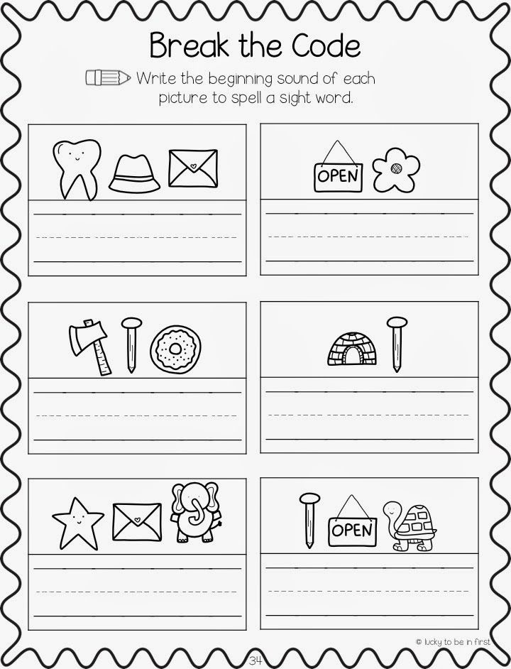 The B.A.T. Book for Kinders! 50 Common Core LA & Math Activities for early finishers and free time!