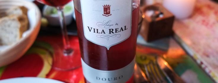 Adega de Vila Real fra Douro området, som ligger i det nordlige Portugal.