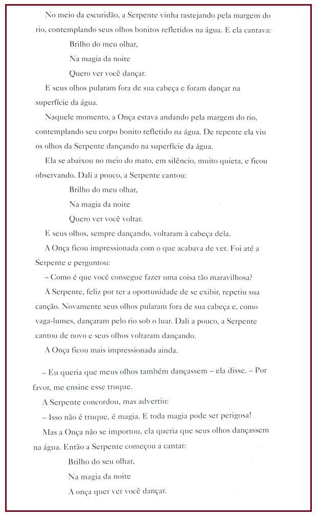 Contos de Animais – leitura compartilhada  |   Rérida Maria