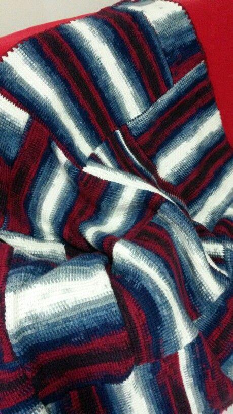 Tunus işi battaniye...