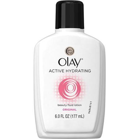 Olay Active Hydrating Beauty Facial Moisturizer Fluid Lotion, 6.0 fl oz - Walmart.com